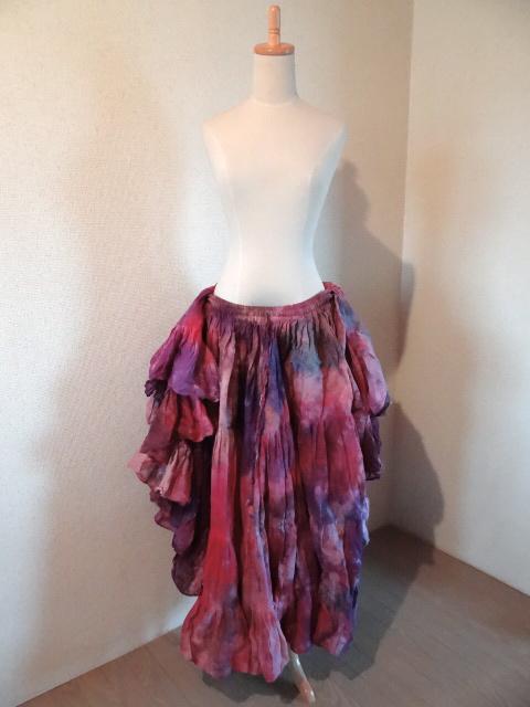 Gypsy skirt  Cotton100% 22yard