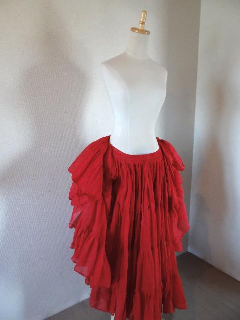 Gypsy skirt  Cotton100% 25yard
