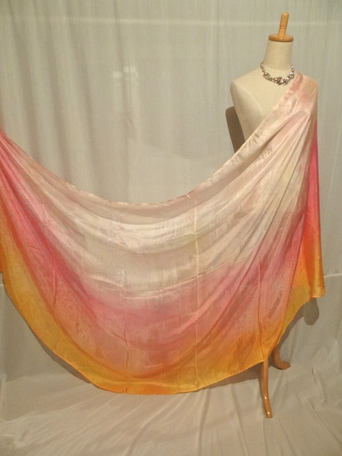 Omshanti  Circle Silk Veil