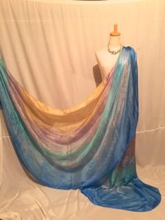 Omshanti   Silk W Veil  (1枚)