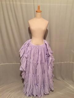 Gypsy skirt  cotton 100% 25yard
