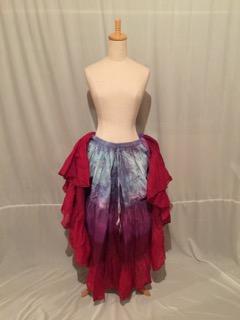 Gypsy skirt  cotton 100% 10yard