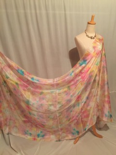 Omshanti  Silk Veil